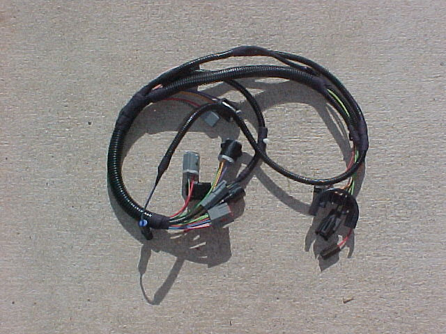 performance parts inc engine parts 1985 5 0l ho 4v engine wiring harness virtually impossible to in any condition