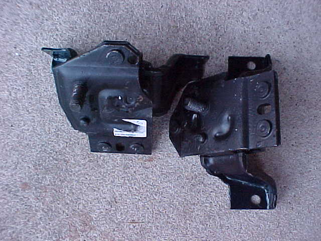 Ppi Hd 5 0l Engine Mounts Ford Mustang Forums